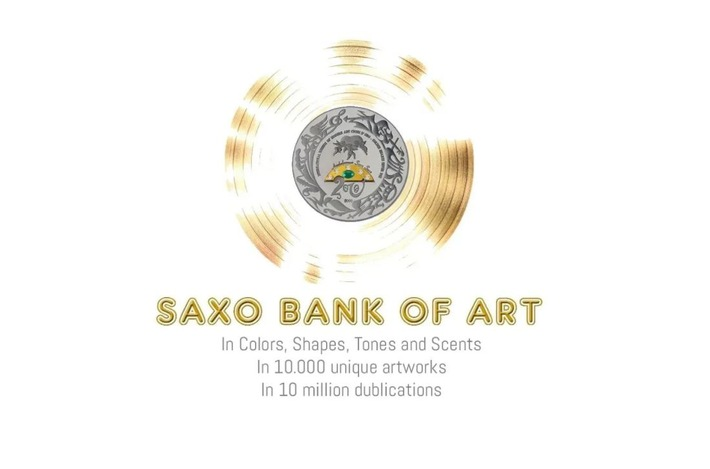 SAXO BANK OF ART / CHF, EUR, Dollar, Britische Pfund? / Value Art by Heiko Saxo - Kunstwerke mit Investmentgarantie
