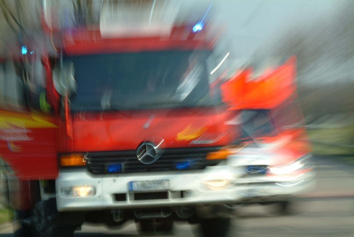 Symbolbild: Feuerwehreinsatz