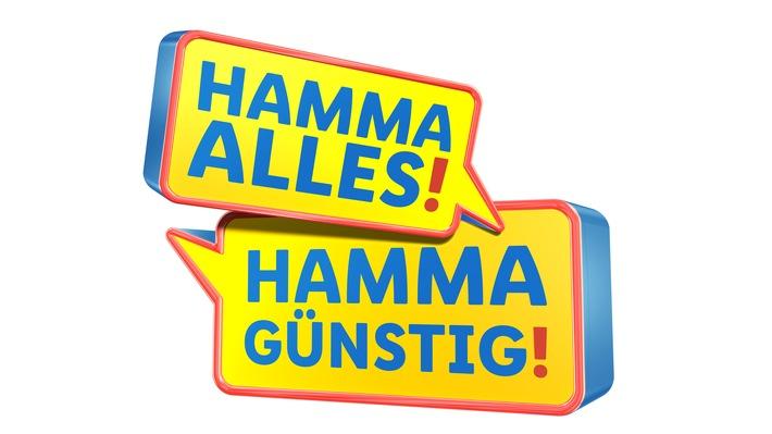 """""""Hamma alles! Hamma günstig!"""" Lidl Deutschland startet neue Marketingkampagne: Fokus auf """"hamma""""-große Produktvielfalt zu """"hamma""""-günstigen Preisen. Culcha Candela legen für Lidl ihren Hit """"Hamma!"""" neu auf / Weiterer Text über ots und www.presseportal.de/nr/58227 / Die Verwendung dieses Bildes ist für redaktionelle Zwecke honorarfrei. Veröffentlichung bitte unter Quellenangabe: """"obs/LIDL"""""""