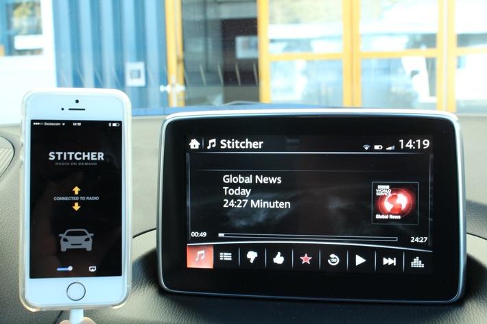 Smartphones und Multimedia im Auto: Die Sicherheit geht vor