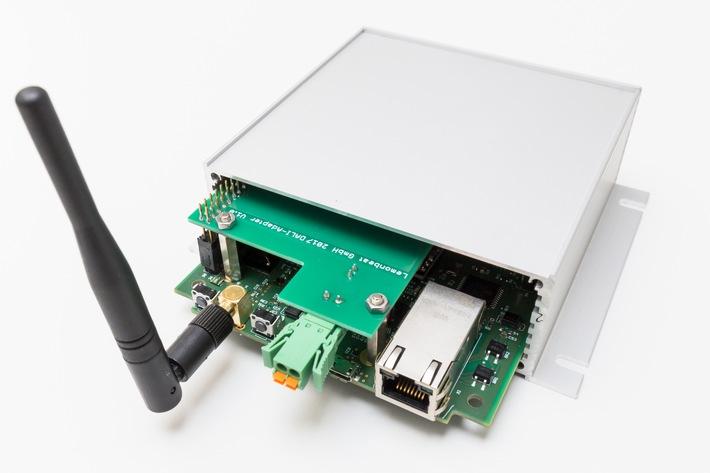 Lemonbeat verbindet DALI- und Ethernet-Technologien mit eigenem IoT-Ecosystem