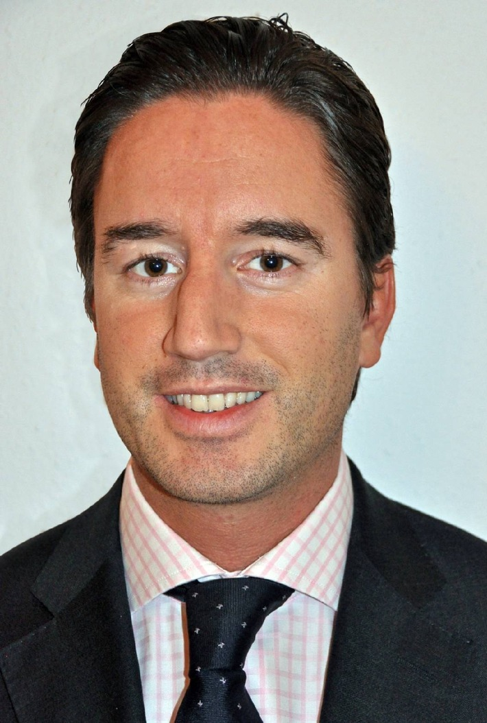 Serge G. von Senger, neuer Senior Consultant der VfU Management Consulting & Executive Search AG