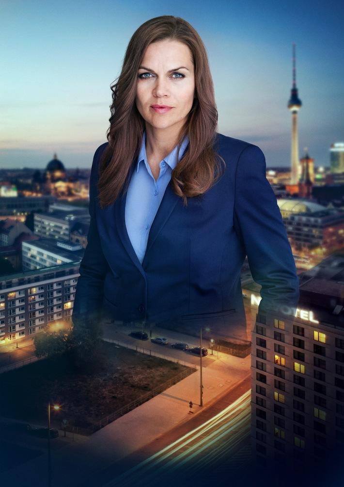 """Das Erste: """"Die Stadt und die Macht"""" mit Anna Loos in der Hauptrolle Neue Serie mit sechs Folgen ab 12. Januar im Ersten"""