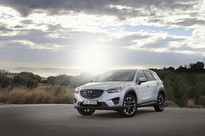 Mazda legt um fast 27 Prozent zu
