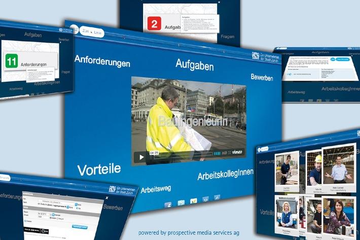 Prospective Media Services - Neue Generation von Online-Stelleninseraten