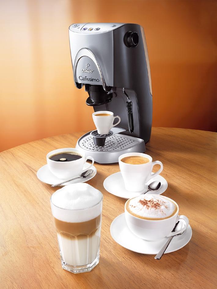 Tchibo erweitert seine Kaffeekompetenz im Einzelportionssegment