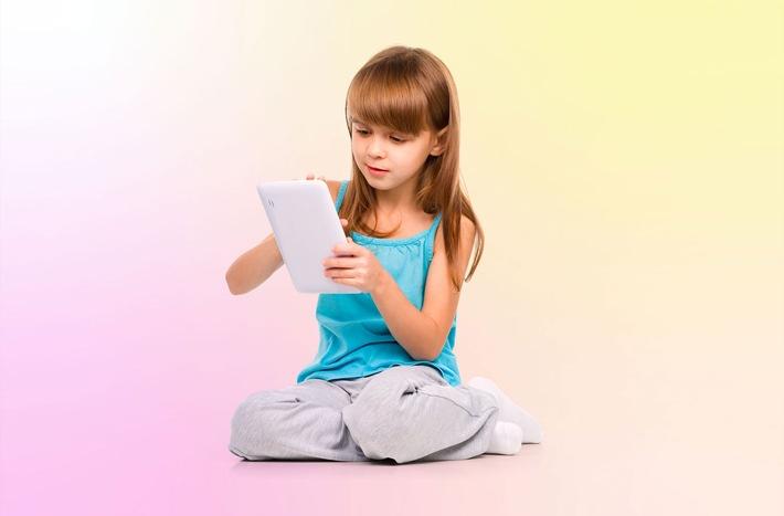 """Kaspersky_Schutzlösungen für Kinder / 30 Prozent der Eltern sind über explizite und gewalttätige Online-Inhalte besorgt / Weiterer Text über ots und www.presseportal.de/nr/58214 / Die Verwendung dieses Bildes ist für redaktionelle Zwecke honorarfrei. Veröffentlichung bitte unter Quellenangabe: """"obs/Kaspersky Labs GmbH"""""""