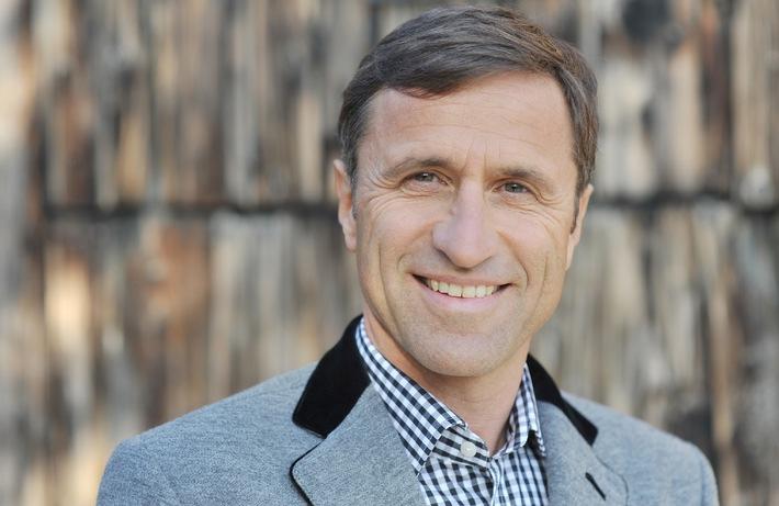 BILD zu TP/OTS - Tirol Werbung-Geschäftsführer Josef Margreiter.