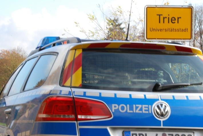 Symbolfoto Polizei Trier