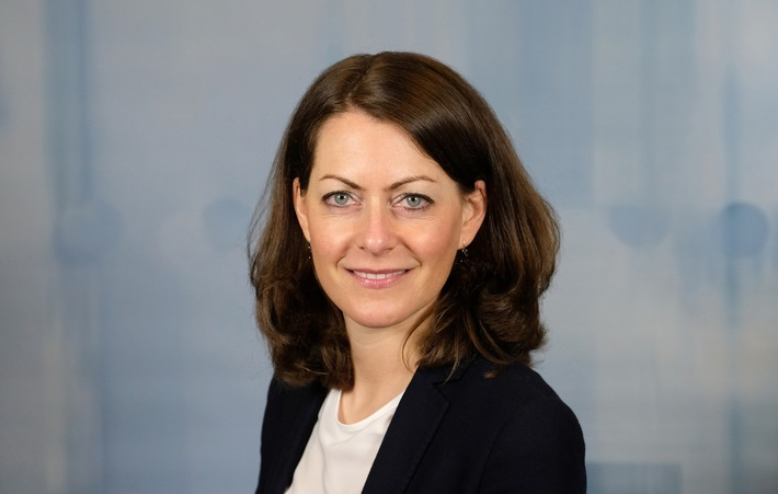 Janina von Jhering ist neue stellvertretende Leiterin Konzernkommunikation
