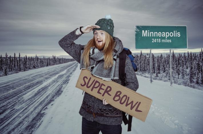 Super Football-Sonntag: Der Super Bowl am 4. Februar 2018 erstmals live auf ProSieben - Halftime Show mit Justin Timberlake