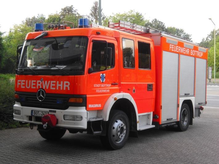 FW-BOT: Bottrop; A42 Verkehrsunfall mit mehreren Verletzten