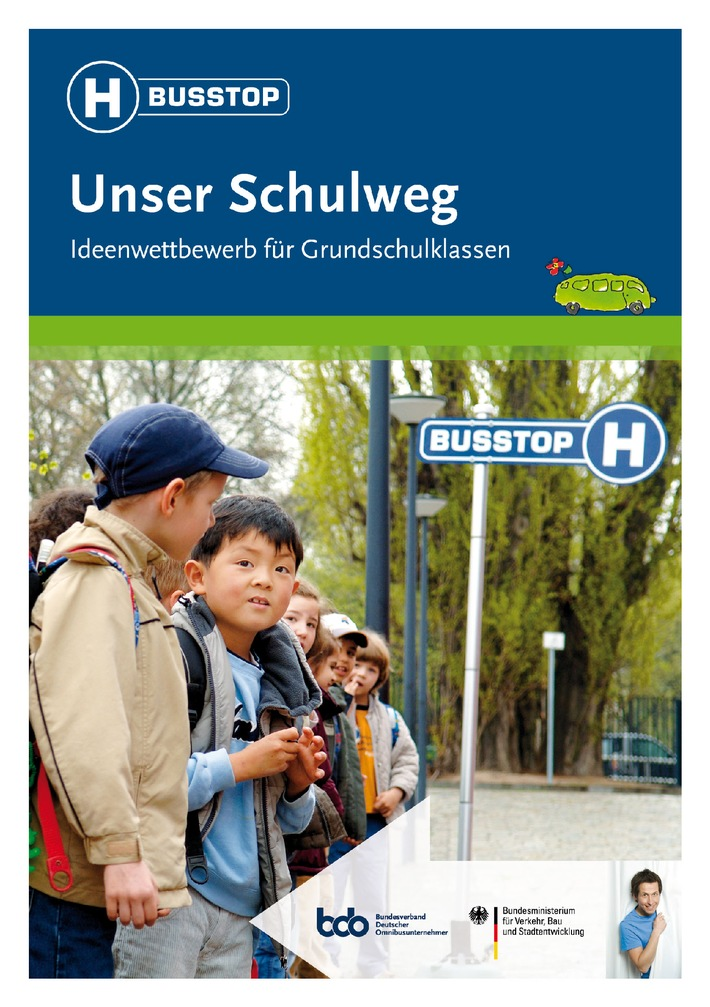Grundschulklassen 1 - 4 aufgepasst und mitgemacht: bdo startet spannenden Wettbewerb zum Schulbeginn (mit Bild)