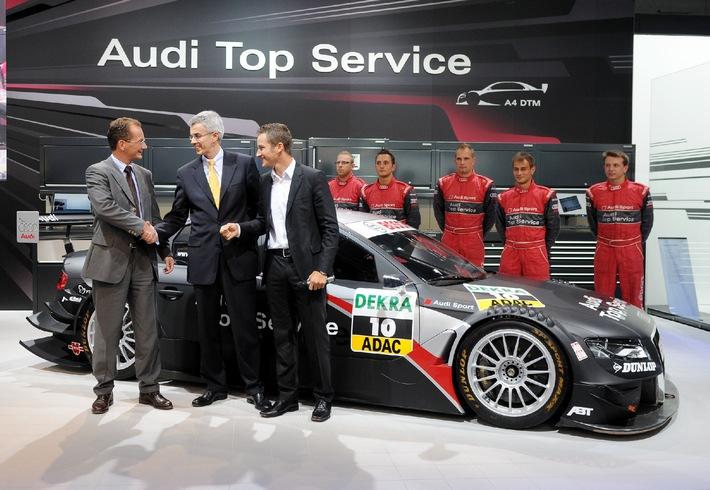 Automechanika: Audi zeigt den Service von morgen