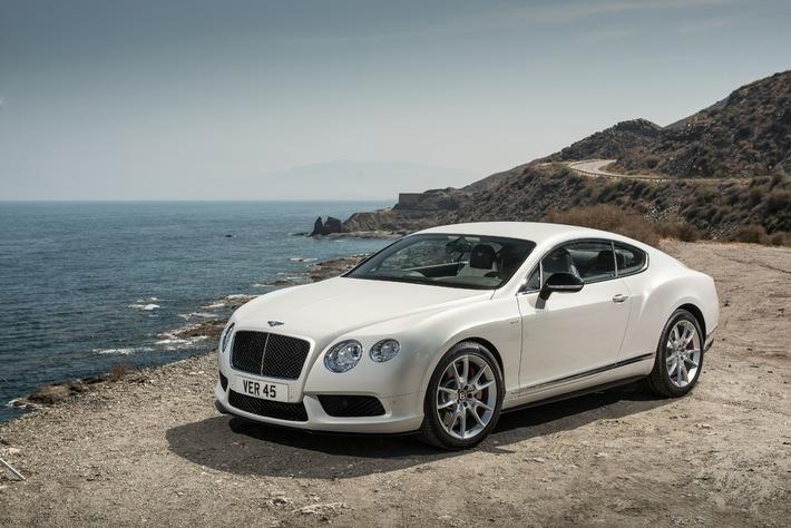 """Die neuen """"S""""-Modelle betonen die sportliche Seite der Continental-Modellfamilie"""