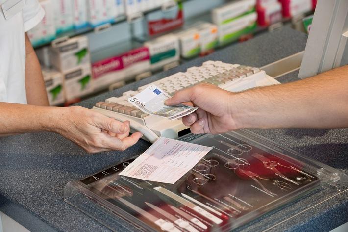 Zuzahlung Medikamente
