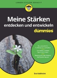 """Cover """"Meine Stärken entdecken und entwickeln für Dummies"""""""