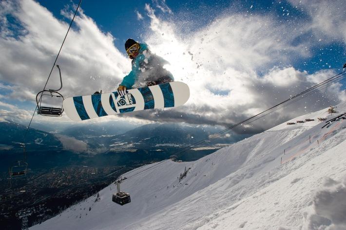 Innsbruck-Wochenende im Zeichen von Jugend und Sport: Air & Style und Snow Festival laden zum Zuschauen und Mitmachen - BILD