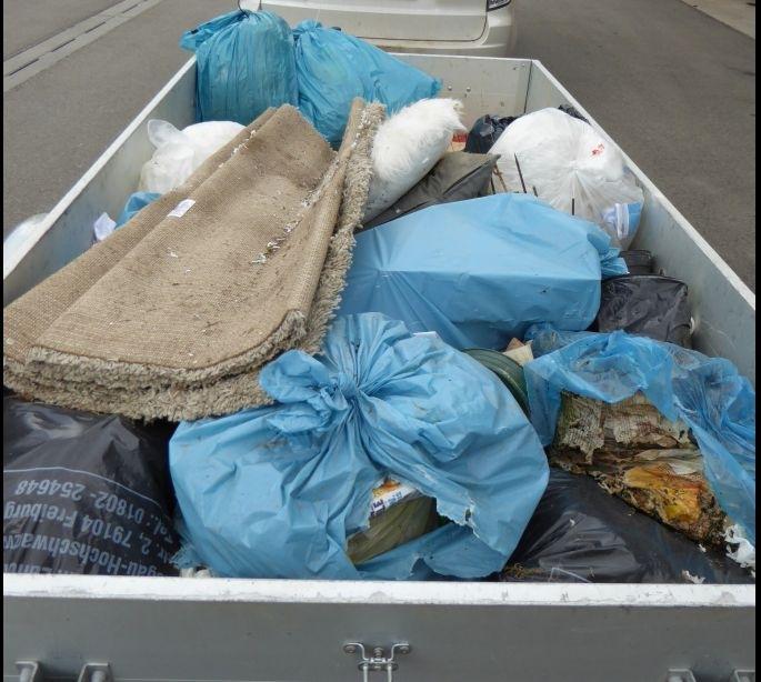 Müllablagerung II