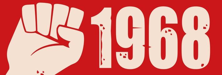 Veranstaltungshinweis: Aufbruch, Protest, Umbruch: Was bleibt von 1968?