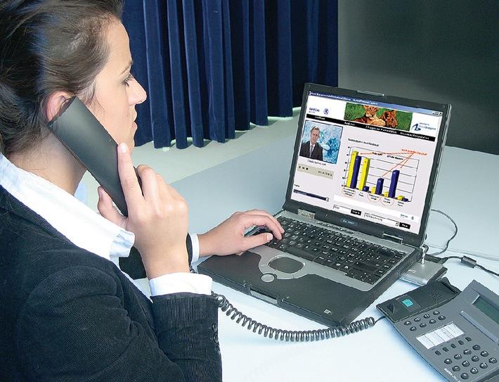 Absolute Development AG: Optimierung von Telefonkonferenzen