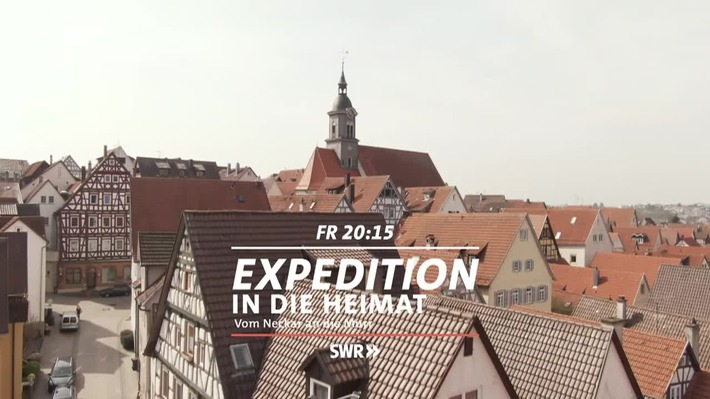 Expedition In Die Heimat Vom Neckar An Die Murr Swr Fernsehen Presseportal