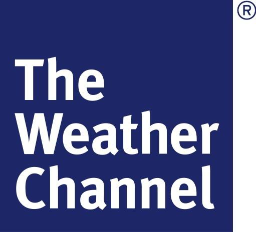 """Studie zeigt: 85% der US-Amerikaner vertrauen dem Wetter-Portal / Logo The Weather Channel / Weiterer Text über ots und www.presseportal.de/nr/121533 / Die Verwendung dieses Bildes ist für redaktionelle Zwecke honorarfrei. Veröffentlichung bitte unter Quellenangabe: """"obs/BurdaForward GmbH"""""""