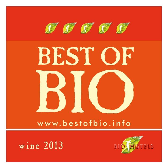 Best of Bio-Wine Award 2013: Verkostungswochenende im Leutascherhof - BILD