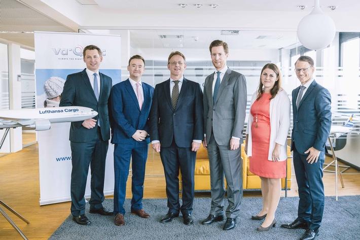 va-Q-tec und Lufthansa Cargo kooperieren bei Pharmatransporten