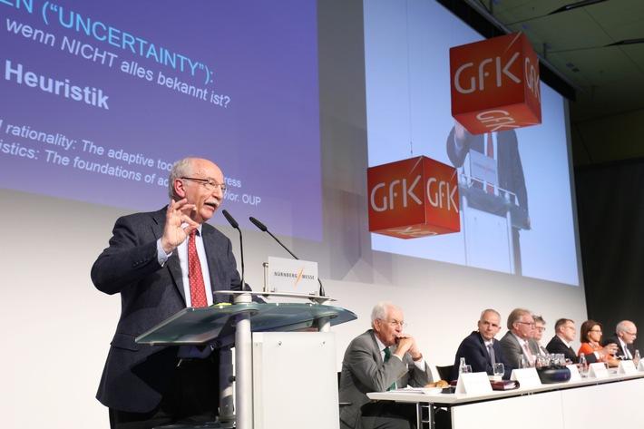 GfK-Tagung 2017: Digitale Transformation in der Industrie und im Haushalt