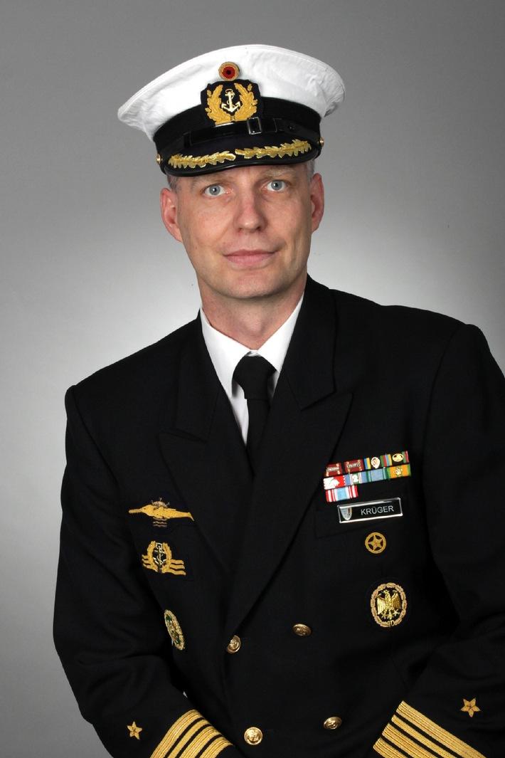 Fregattenkapitän Arne Krüger