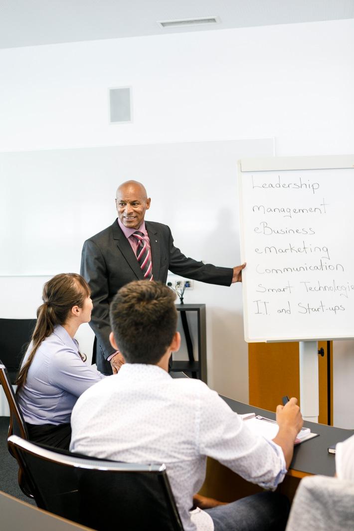 BILD zu OTS - Das MCI punktet nicht nur mit Bekanntheit und Spitzenqualität, sondern auch mit der internationalen Ausrichtung seiner MBA-Programme.