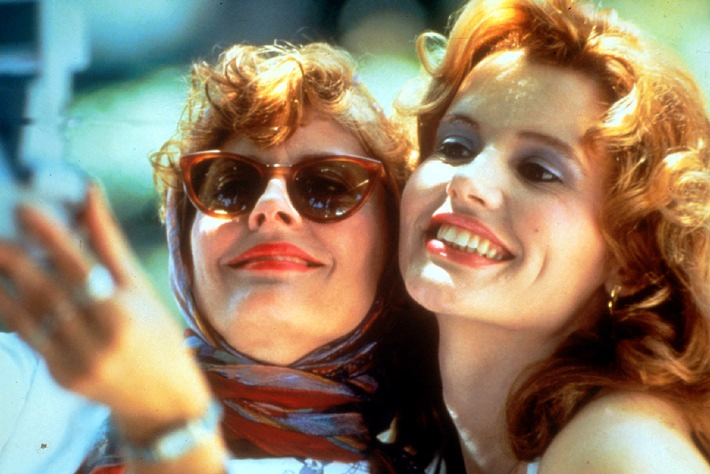 SAT.1: Thelma & Louise