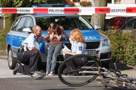 POL-REK: Schwer verletzter Rennradfahrer/ Kerpen