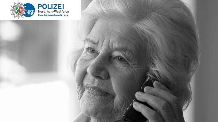 Vorsicht vor falschen Polizisten am Telefon -KPB HSK-