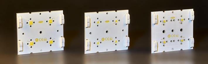 Seoul Semiconductor Europe stellt Referenzmodule basierend auf seiner Wicop-LED Technologie vor