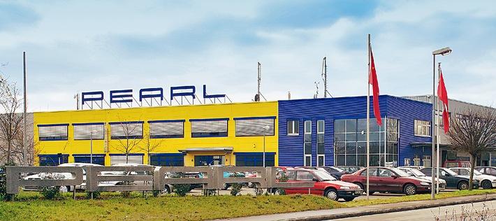 Eilnachricht Wirtschaft: PEARL gewinnt 10.000.000 Kunden