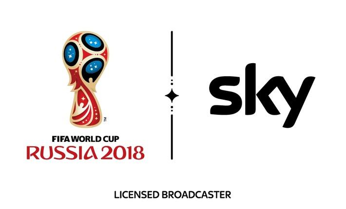 """25 Topspiele der FIFA WM 2018 in Ultra live bei Sky Weiterer Text über ots und www.presseportal.de/nr/33221 / Die Verwendung dieses Bildes ist für redaktionelle Zwecke honorarfrei. Veröffentlichung bitte unter Quellenangabe: """"obs/Sky Deutschland"""""""