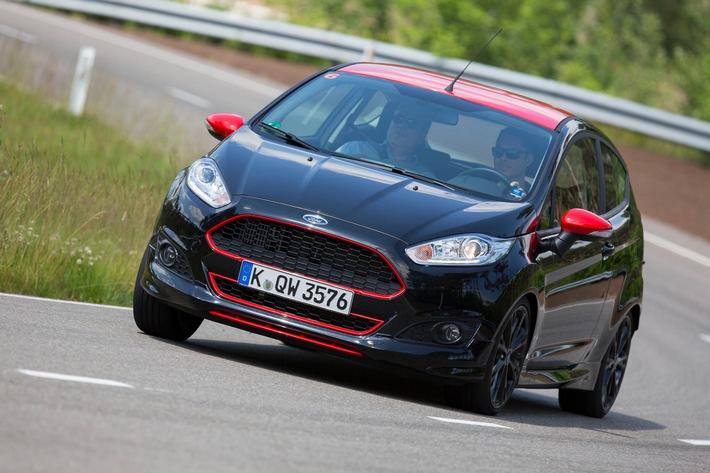 Ford Fiesta Sport mit 103 kW (140 PS) ab sofort bestellbar