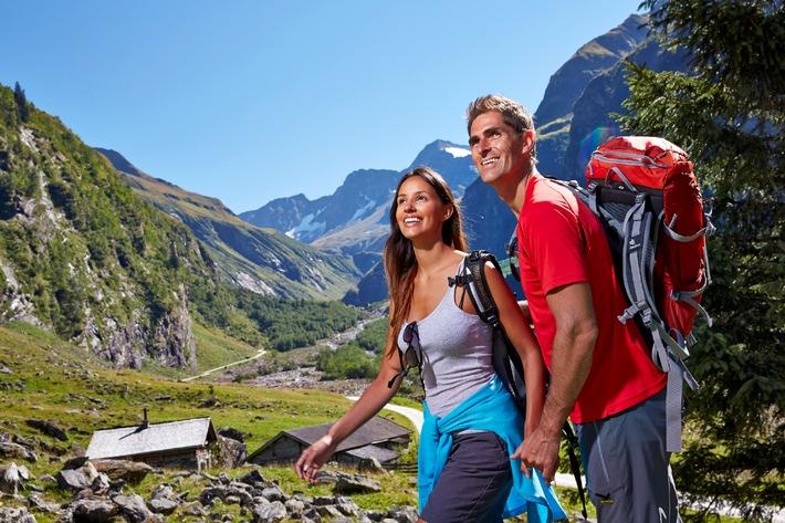 Urlauben in Salzburg's Nationalpark Wanderdorf - Mittersill - BILD