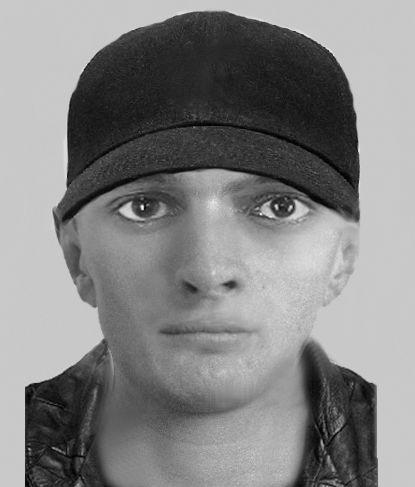 Wer Hinweise zum Verdächtigen (Phantombild) geben kann, wird um einen Anruf beim Kommissariat 12 gebeten. (Telefon 02131 3000)