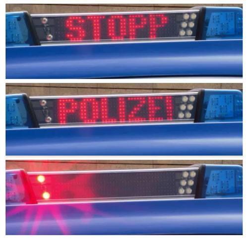 POL-CUX: Neue Anhaltesignale (rotes Blinklicht & Signalton YELP) bei der Polizeiinspektion Cuxhaven / Wesermarsch