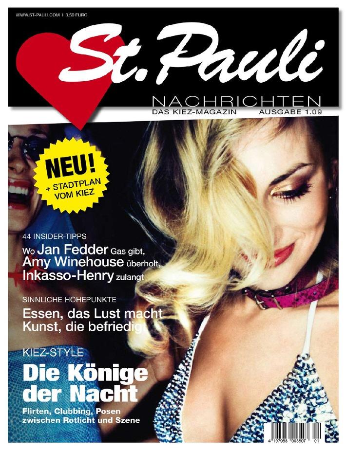 St Pauli Nachrichten Comeback Im November Presseportal
