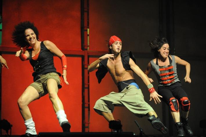 Tanzsommer Innsbruck 2013, 17.6.-17.7.: Internationale Kompanien und jede Menge Leidenschaft - BILD