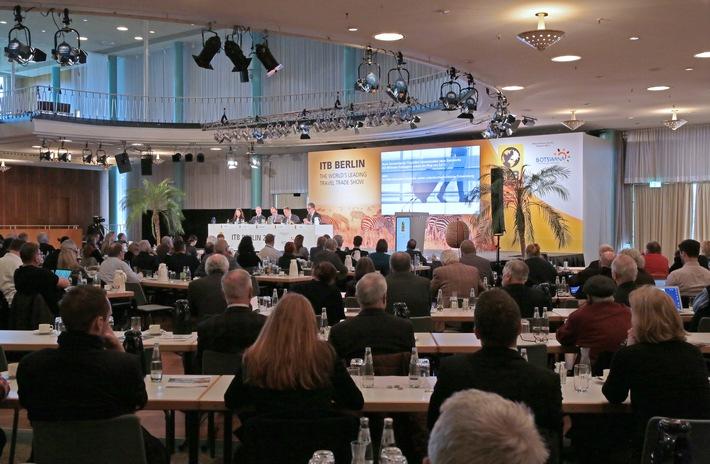 Presse-Service zur ITB Berlin 2018