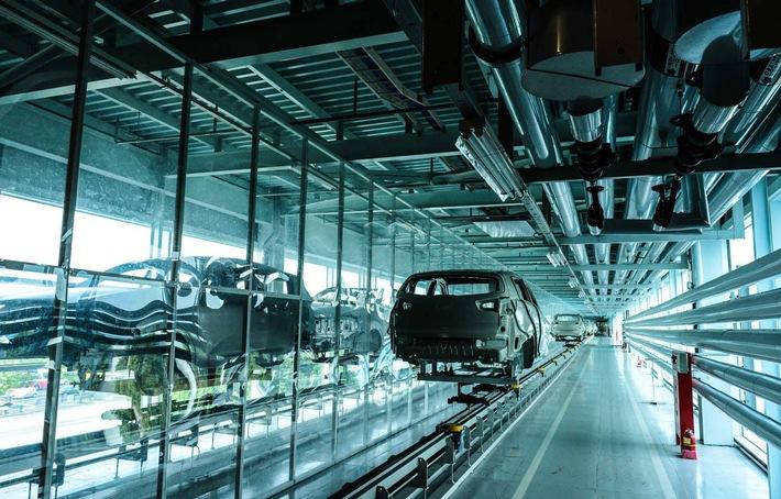 Kia steigert Nachhaltigkeit der Produktion