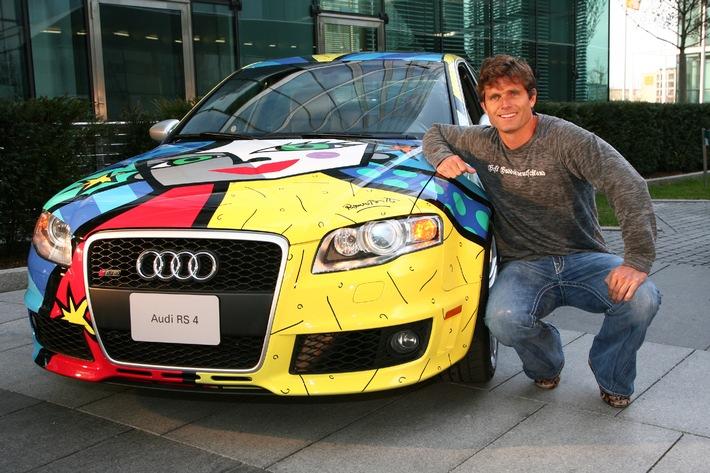 Neue Freunde: Audi und Best Buddies Deutschland
