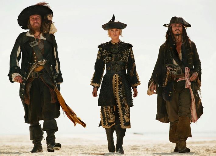 """Jack is back: """"Pirates of the Carribean 3"""" auf ProSieben (mit Bild)"""