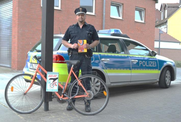 POL-HM: Die Polizei Holzminden sagt Fahrraddieben den Kampf an!