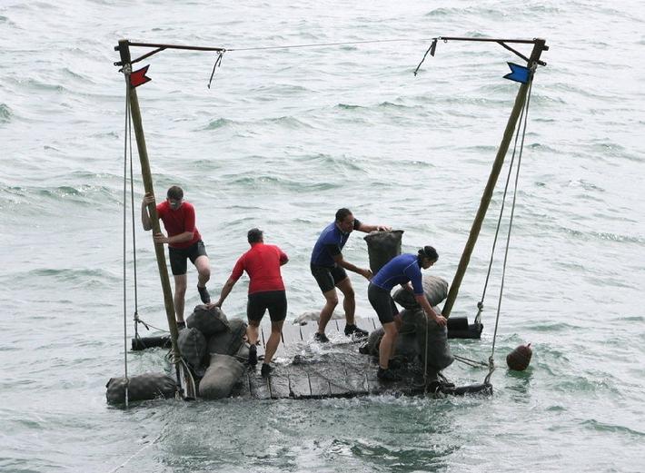 Fort Boyard: Vier Promis verschollen im Atlantik? (mit Bild)